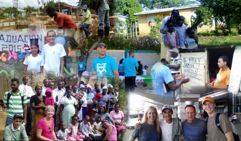 The mission in the South of Dominican Republic
