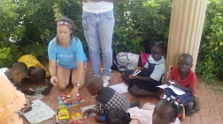 Children Bible Class in Oviedo.