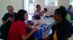 Medical clinics in Juancho.